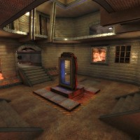 Darkzone remake for Xonotic
