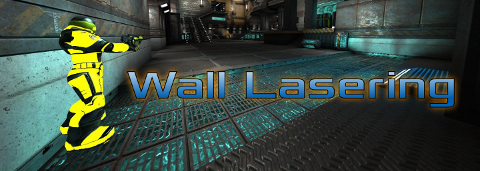 wall-lasering