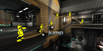 Ramp Jump to Electro Gangway on Afterslime