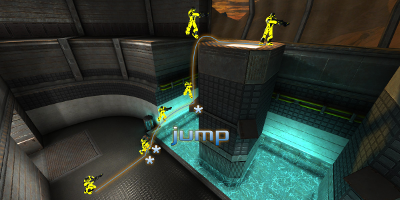 Ramp Jump to Strength Room on Afterslime