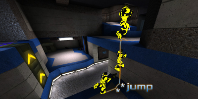 Ramp Jump to Crylink on Runningman