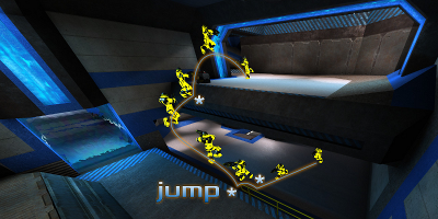 Double Ramp Jump at Hagar on Runningman